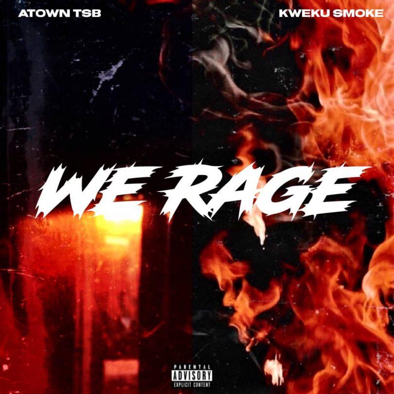 Kweku smoke we rage