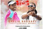 Emelia Brobbey – Fa Me Ko (Remix) Ft. Prince Bright