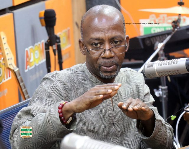 NDC'S Manifesto Is The Best I've Heard So Far, They Are Visionary – Rex Omar.
