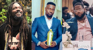 Samini mocks Sarkodie, D-black, others over fake UN Awards saga