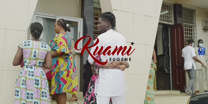 Kuame Eugene - Wa Ye Wie ft. OBaapa Christy (Official Video)