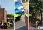 Armed men invade forex bureau in Osu in daylight robbery (Video)