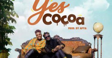 DJ Akua – Yes Cocoa ft Kuami Eugene