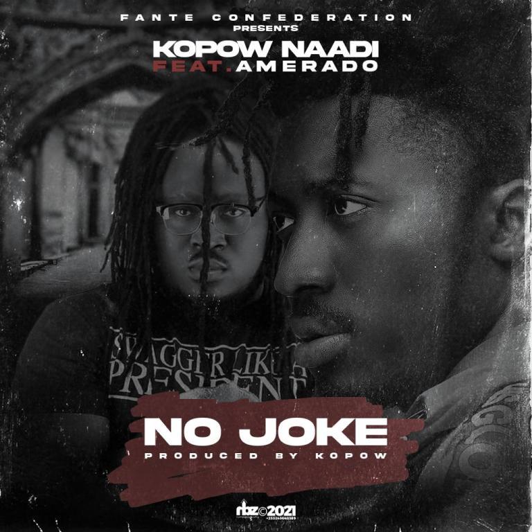 Kopow – No Joke Ft Amerado