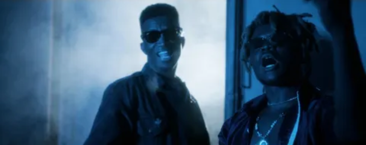 Quamina MP - Back To The Sender ft. Kofi Mole (Official Video)