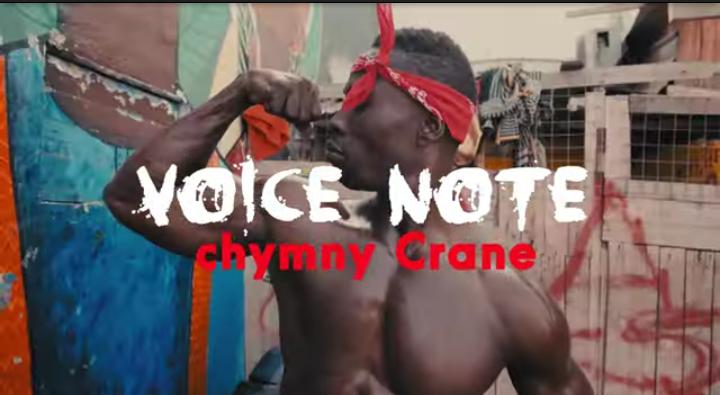 Chymny Crane - Voice Note To Shatta Wale