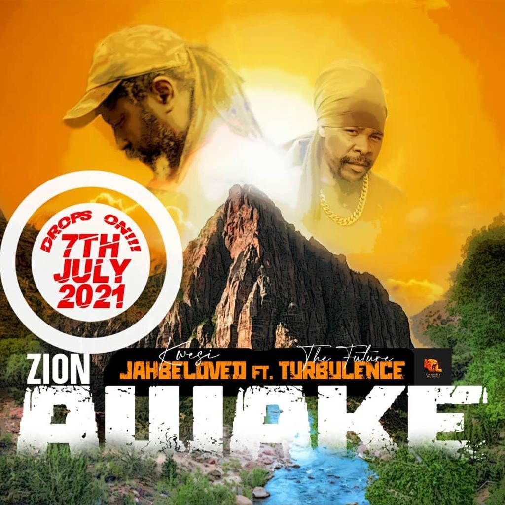 JahBeLoved – Zion Awake Ft Turbulence