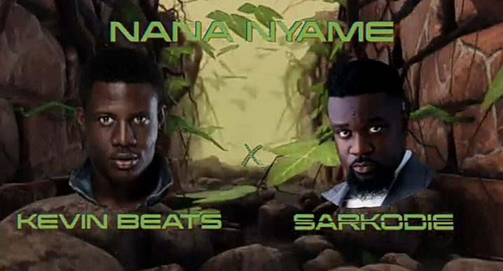 Kevin Beats - Nana Nyame ft. Sarkodie & Carlos